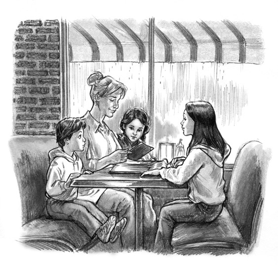 Anthony VanArsdale - Art and Illustration: The Boxcar Children